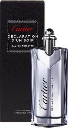 Cartier Declaration d Un Soir toaletní voda pro muže 50 ml