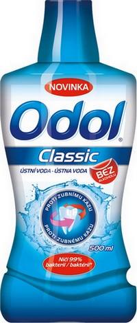 Fotografie Odol Classic ústní voda proti zubnímu kazu 500 ml