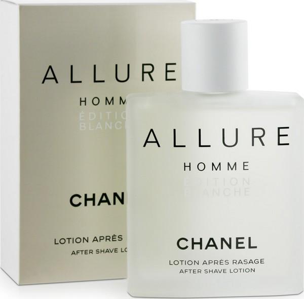 Fotografie Chanel Allure Homme Édition Blanche voda po holení 50 ml