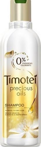 Fotografie Timotei Precious Oils šampon pro normální až suché vlasy 250 ml