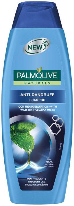 Fotografie Palmolive Naturals Šampon proti lupům 350 ml