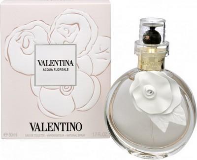 Fotografie Valentino Valentina Acqua Floreale - toaletní voda s rozprašovačem 50 ml