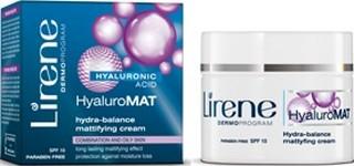 Lirene Hyaluro Mat Hydra-balance matující krém 50 ml