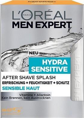Loreal Paris Men Expert Hydra Sensitive voda po holení pro citlivou pleť 100 ml