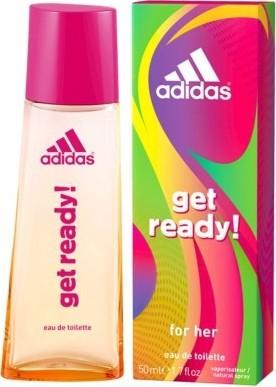 Fotografie Adidas Woman EDT 50ml Get Ready