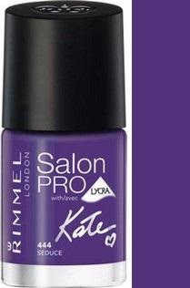 Rimmel London Salon Pro Lycra lak na nehty 444 Seduce By Kate 12 ml