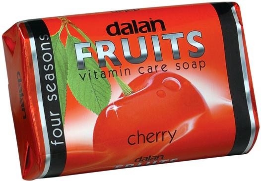 Fotografie Dalan Fruits Cherry toaletní mýdlo 100 g