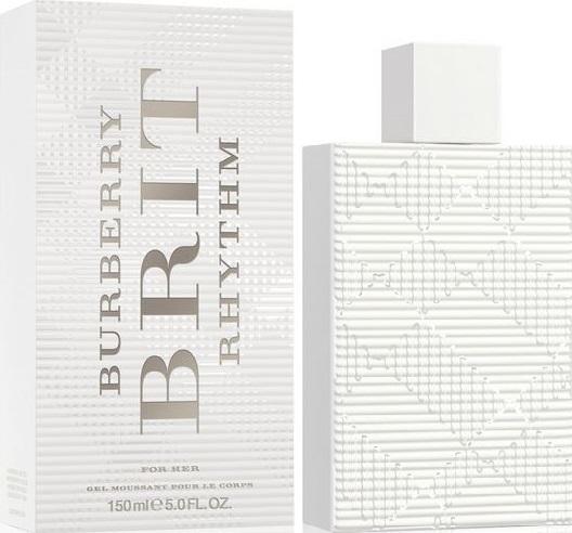 Burberry Brit Rhythm for Her tělové mléko pro ženy 150 ml