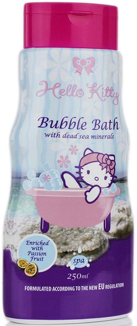 Hello Kitty a vůní exotického ovoce pěna do koupele pro děti 250 ml