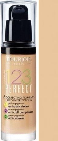 Bourjois 123 Perfect Foundation make-up 55 Beige Foncé 30 ml