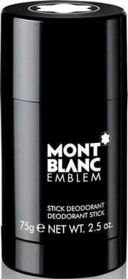 Montblanc Emblem deodorant stick pro muže 75 ml