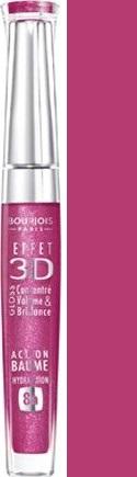 Bourjois 3D Effet Gloss lesk na rty 23 Framboise Magnific 5,7 ml