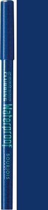 Bourjois Contour Clubbing Waterproof Eye Pencil tužka na oči 46 Bleu Néon 1,2 g