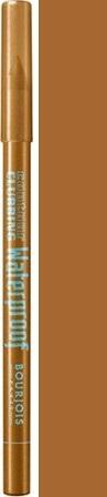 Bourjois Contour Clubbing Waterproof Eye Pencil tužka na oči 51 Golden Dress 1,2 g