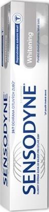 Sensodyne Whitening zubní pasta šetrně bělí citlivé zuby 100 ml