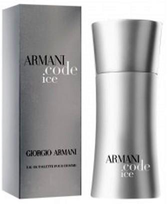 Giorgio Armani Code Ice toaletní voda pro muže 75 ml