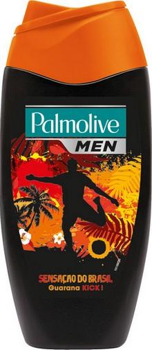 Palmolive Men Brazil Guarana Kick! sprchový gel 250 ml