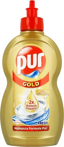 Pur Gold Fresh prostředek na mytí nádobí 450 ml
