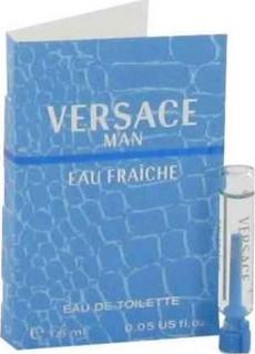 Versace Eau Fraiche Man toaletní voda 1,2 ml s rozprašovačem, Vialka