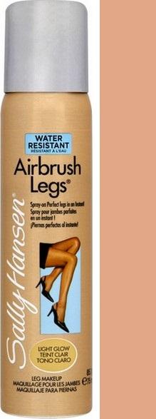 Sally Hansen Airbrush Legs Spray tónovací sprej na nohy 01 Light Glow 75 ml