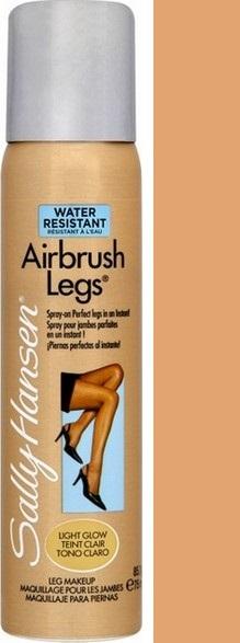 Sally Hansen Airbrush Legs Spray tónovací sprej na nohy 02 Medium Glow 75 ml