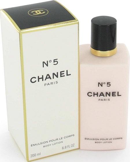 Chanel No.5 tělové mléko pro ženy 200 ml
