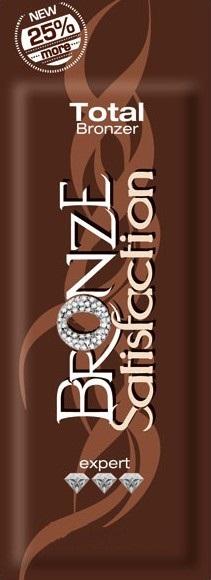 Fotografie Bronze Satifaction Total krém na opalování s hydratačním efektem 15 ml