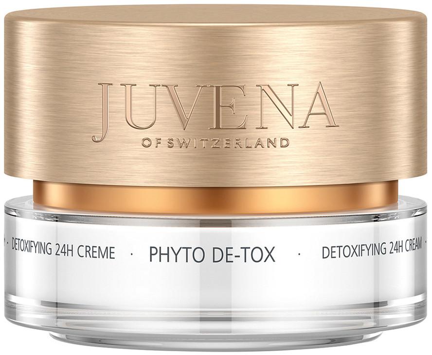 Fotografie Juvena Phyto De-Tox Detoxifying 24h Cream posilující detoxikační krém 50 ml