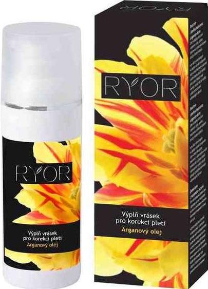 Ryor Arganový olej výplň vrásek pro korekci pleti 50 ml