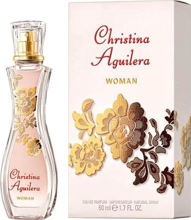 Christina Aguilera Woman parfémovaná voda 50 ml