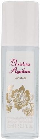 Christina Aguilera Woman parfémovaný deodorant sklo pro ženy 75 ml