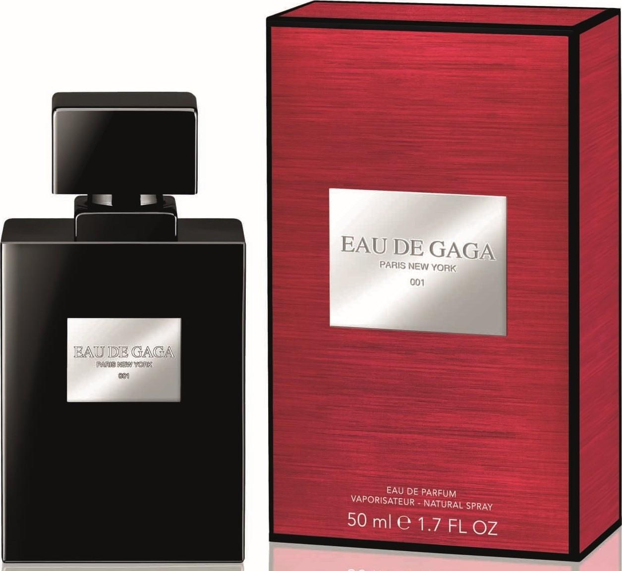 Lady Gaga Eau de Gaga parfémovaná voda unisex 50 ml