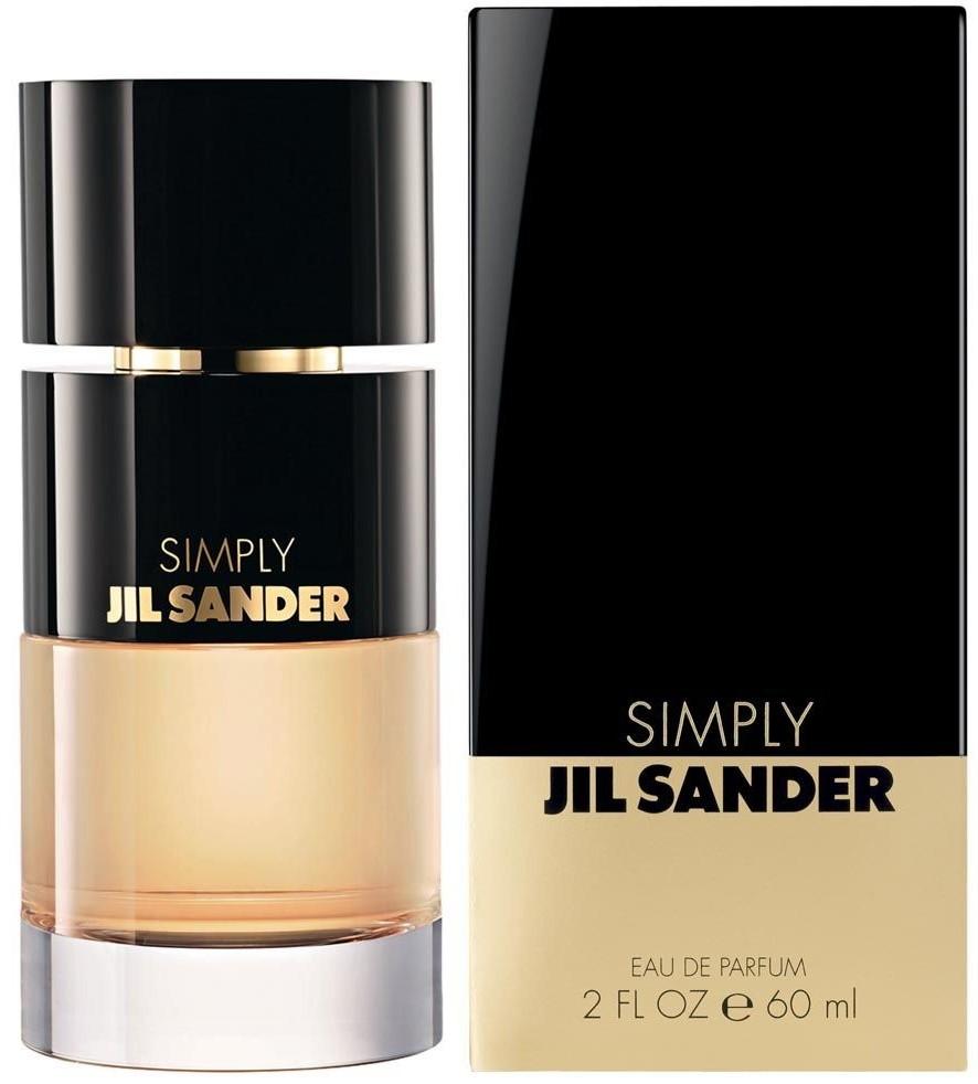 Fotografie Jil Sander Simply parfémovaná voda pro ženy 80 ml