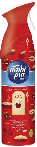 Fotografie Ambi Pur Freshelle Apple & Spice osvěžovač vzduchu sprej 300 ml