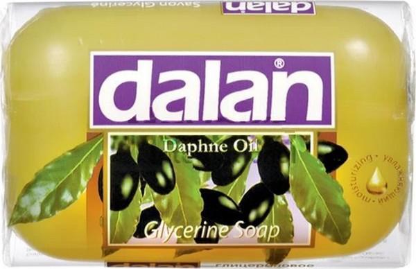 Fotografie Dalan Daphne Oil glycerinové toaletní mýdlo 100 g
