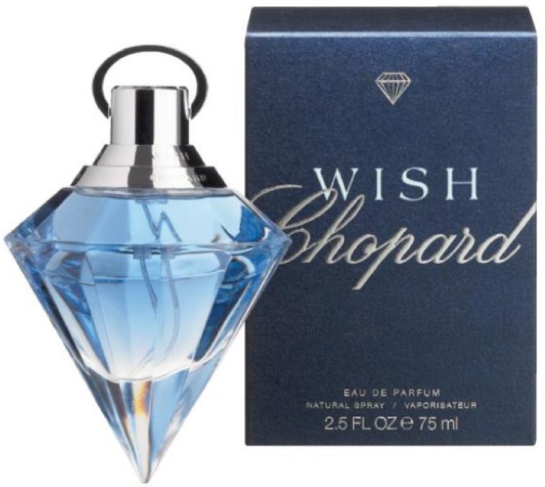 Fotografie Chopard - Wish 75ml Parfémovaná voda W