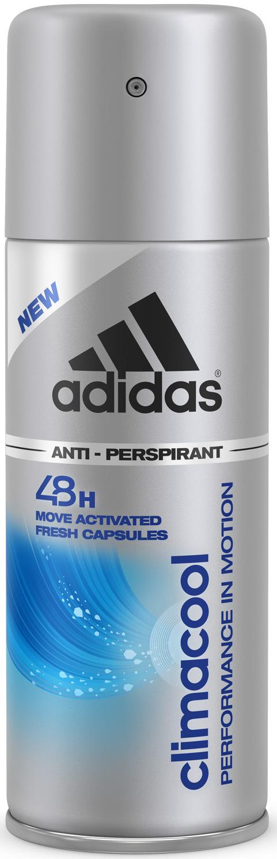 Fotografie Adidas Climacool 48h antiperspirant deodorant sprej pro muže 150 ml