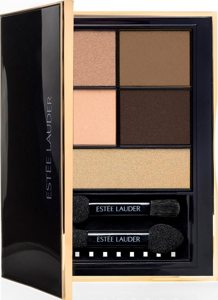 Fotografie Estée Lauder Pure Color Envy Eyeshadow Pallette paletka 5ti očních stínů 05 Fiery Saffron 14,4 g