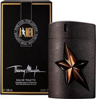 Thierry Mugler A * Men Pure Leather EdT 100 ml pánska toaletná voda