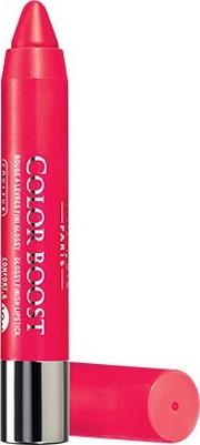 Bourjois Color Boost Glossy Finish Lipstick hydratační rtěnka 05 Red Island 2,75 g