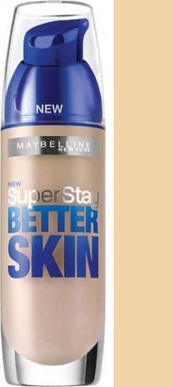 Maybelline SuperStay Better Skin Foundation make-up 005 Light Beige 30 ml