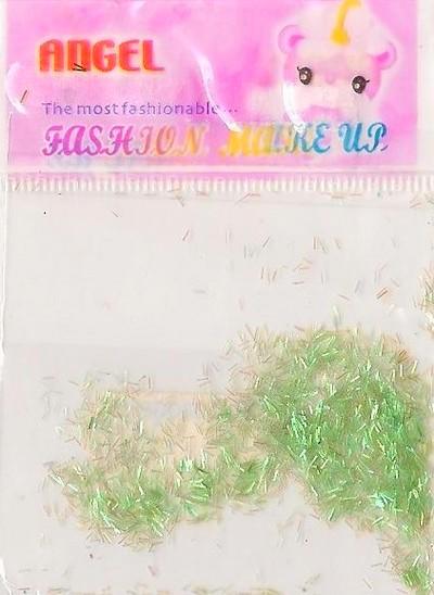 Angel Ozdoby na nehty pásky zelené 2 g