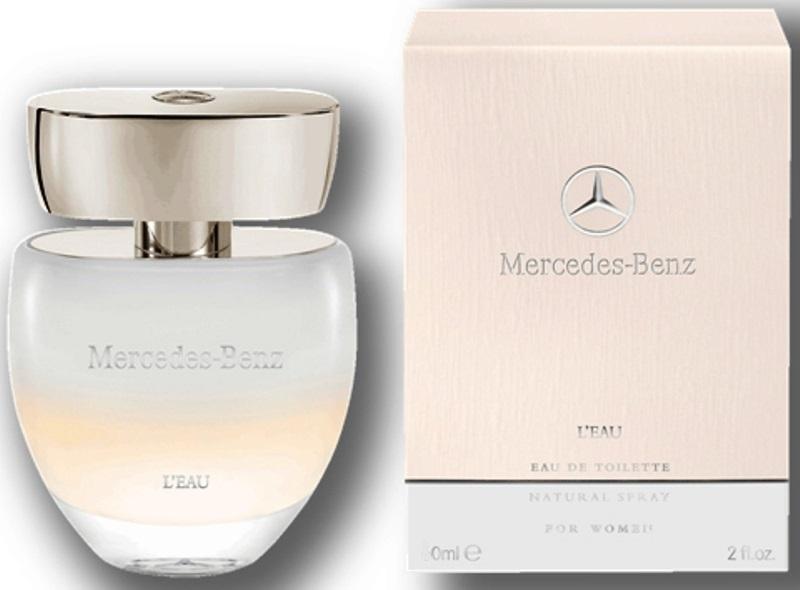 Mercedes-Benz Mercedes Benz L Eau toaletní voda pro ženy 90 ml