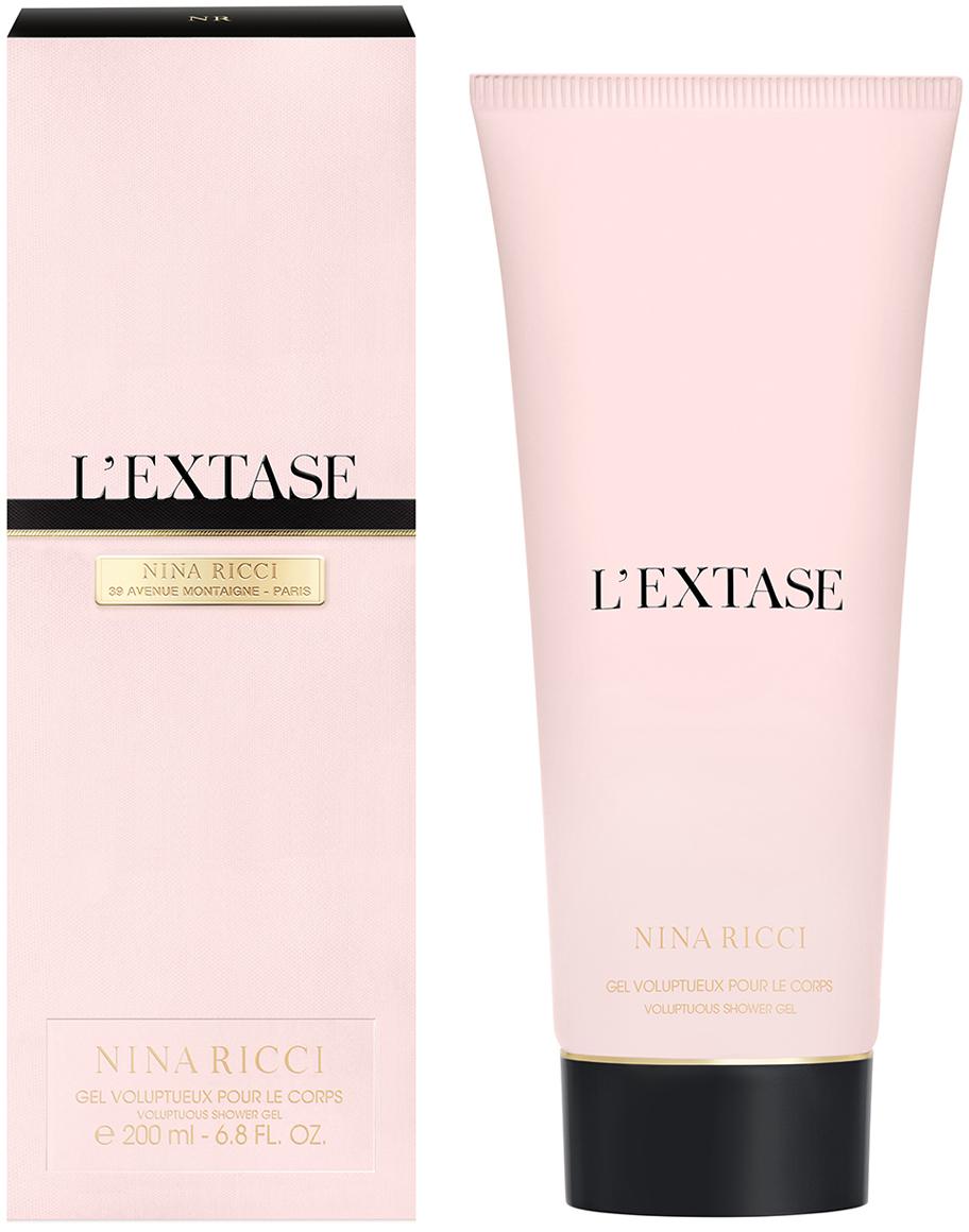 Nina Ricci L Extase parfémovaný sprchový gel pro ženy 200 ml