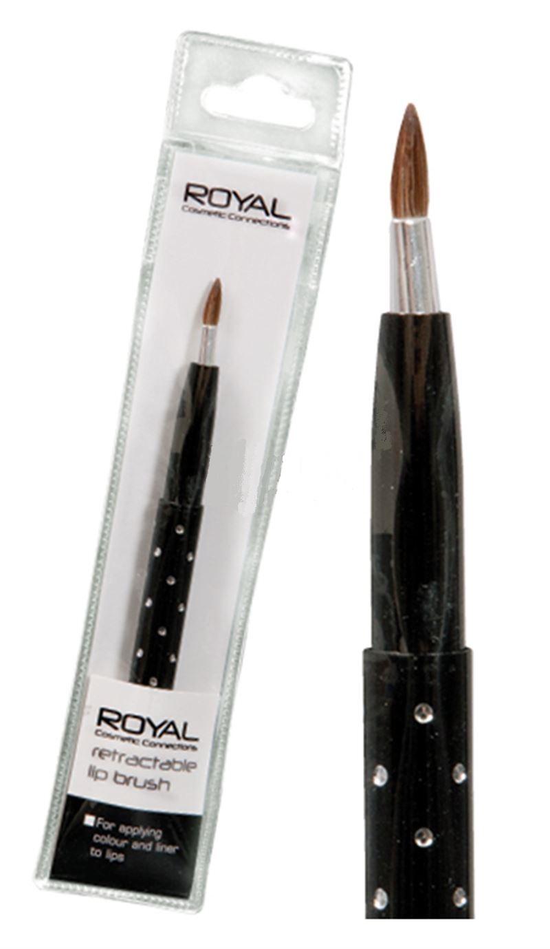 Royal Cosmetic Connections štětec na rty vysouvací 1 kus