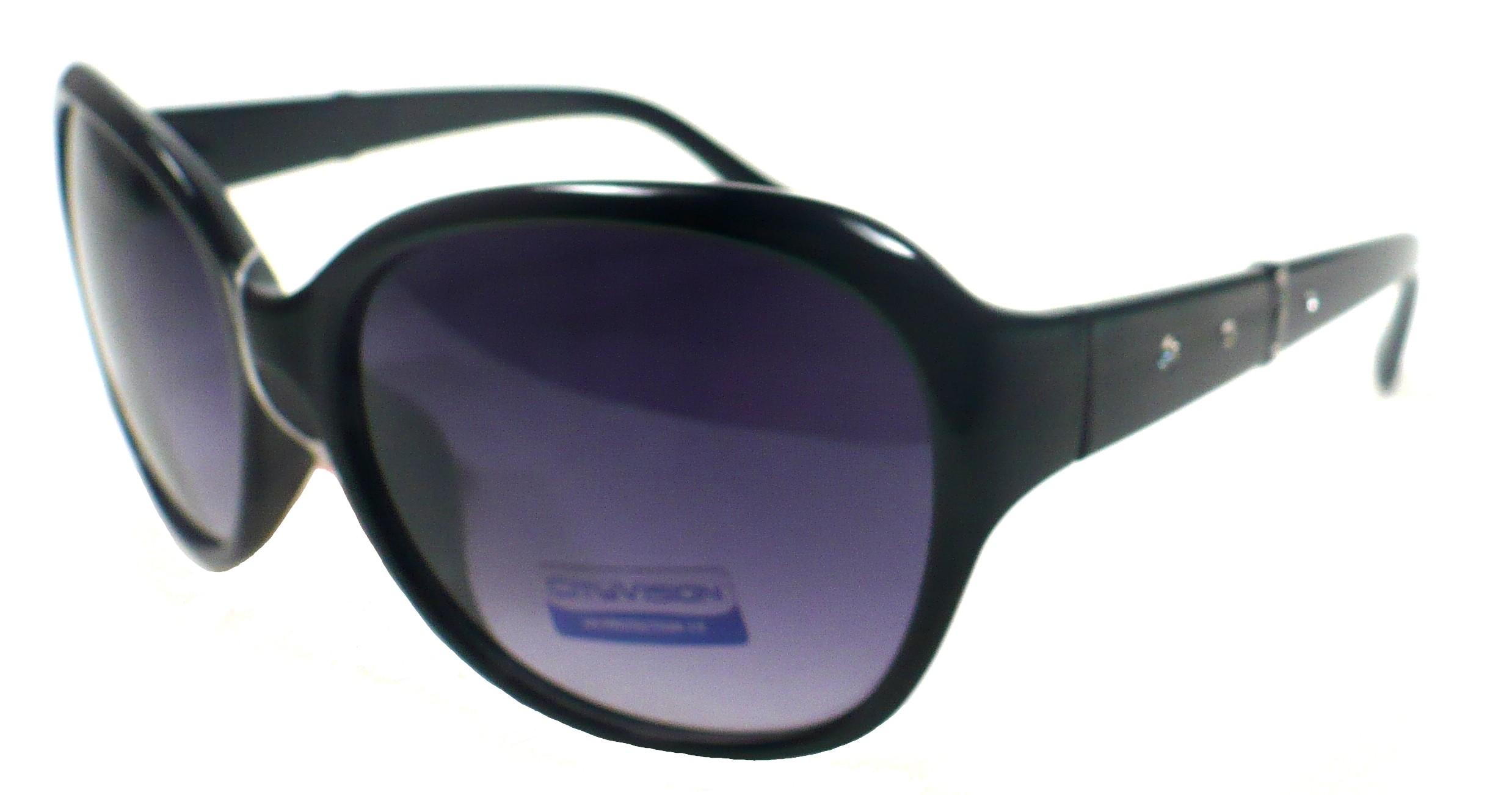 Nae New Age Sluneční brýle hnědé 025035