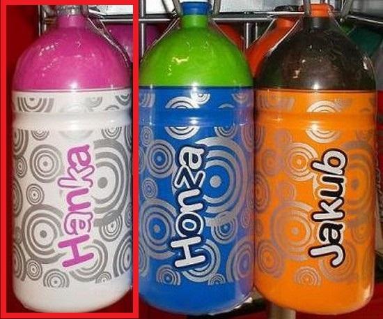 Nekupto láhev pro zdravé pití s názvem Hanka 0,5 l 1 kus