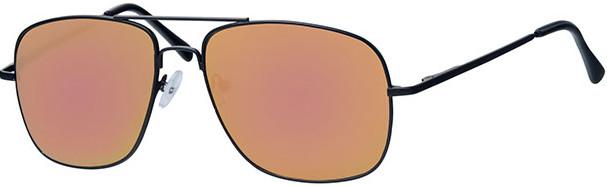 Nac New Age Sluneční brýle černé A10266