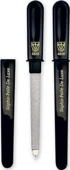 Kellermann 3 Swords Basic Line pilník na nehty v pouzdře SB 4825