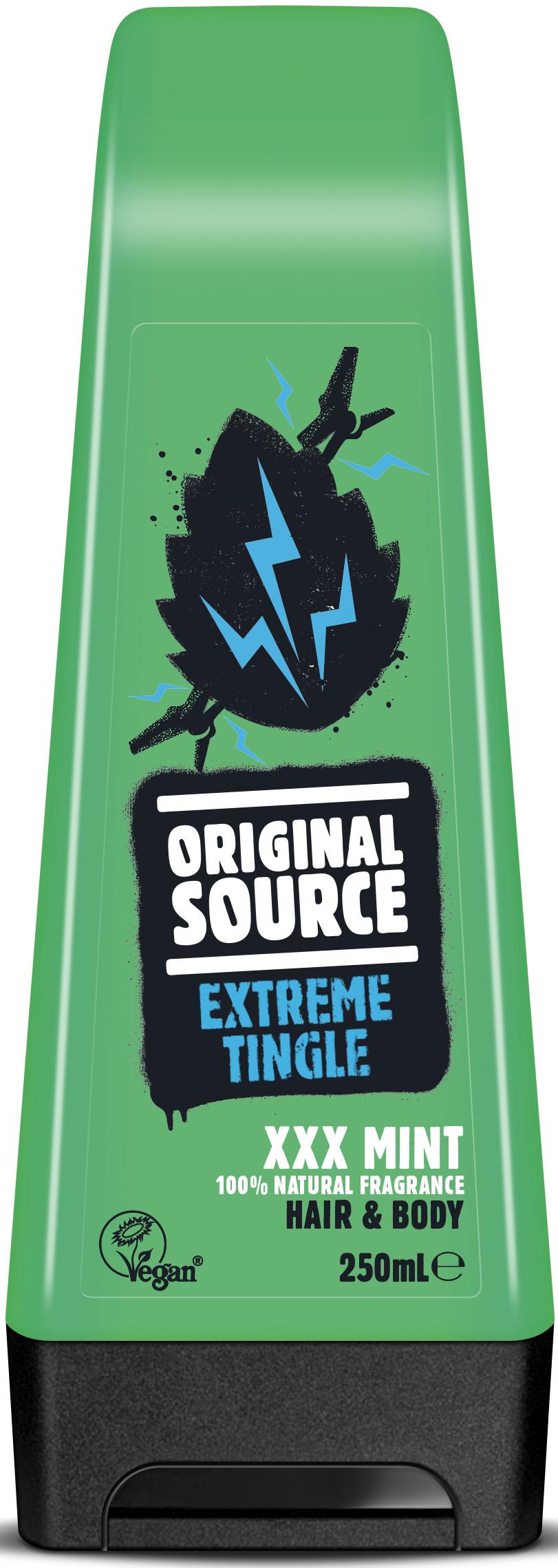 Original Source Máta 2v1 sprchový gel a šampon pro muže 250 ml